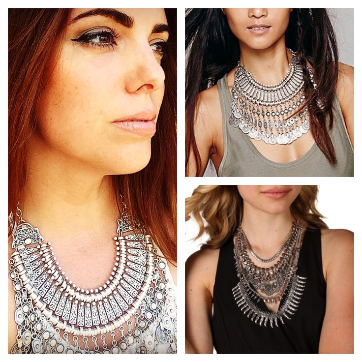 What I'm Loving - Tribal Necklaces | by Lisa Tufano | THINKLIKEABOSSLADY.COM