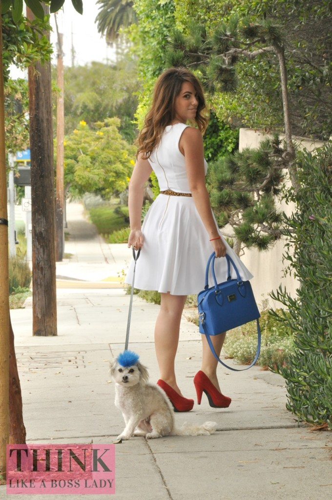 The Boss Lady  - July 4th Fashion Look Book Idea | Think Like a Boss Lady, by Lisa Tufano