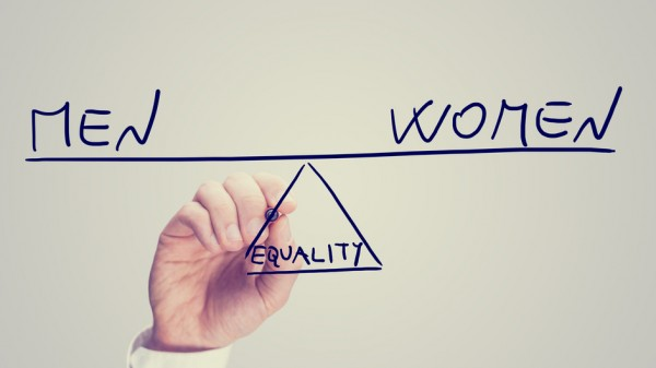Equality between men and women - #WeForWe and Feminism | THINK LIKE A BOSS LADY, by Lisa Tufano #feminism #equality