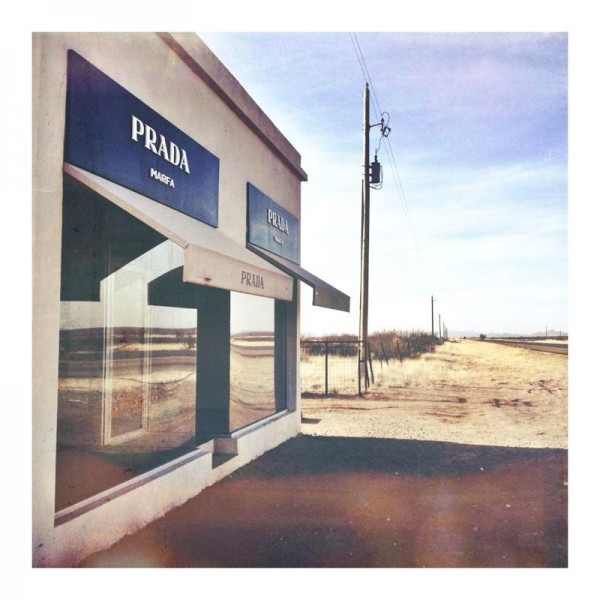 Our road trip to Prada Marfa - Los Angeles to Austin - Lisa Tufano and Rebecca Dreiling