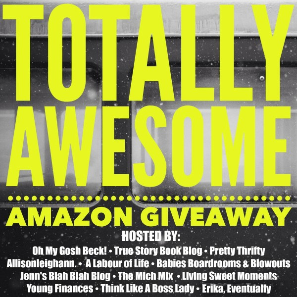 Totally Awesome December hosted by Lisa Tufano and THINK LIKE A BOSS LADY blog