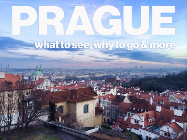 Best Value Honeymoon and Vacation Destination: Spotlight on Prague, Czech Republic. What to see, why to go, and more! | thinklikeabosslady.com