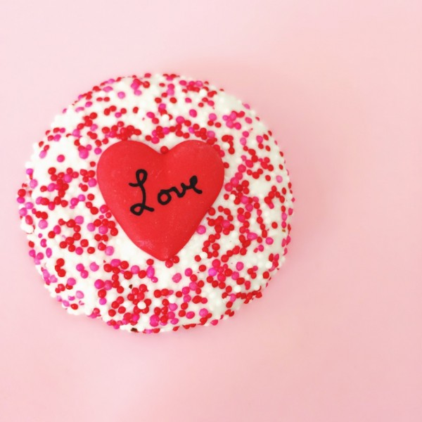 Valentine's Day Chocolate Covered Oreos from Dylan's Candy Bar