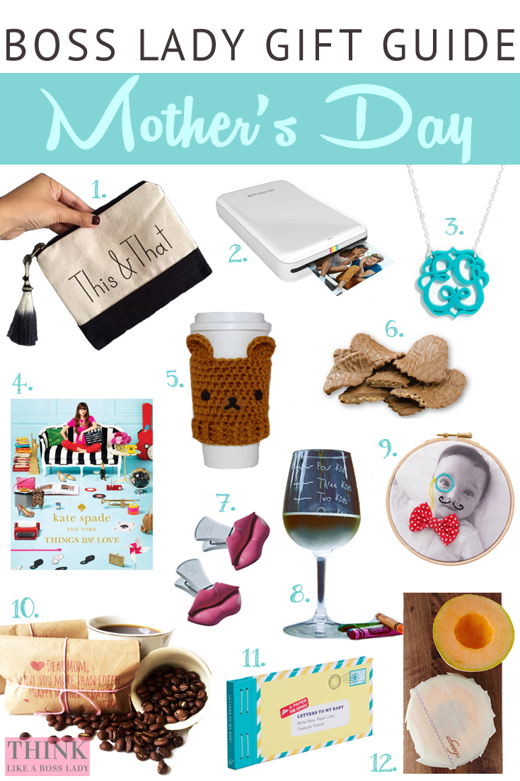 Awesome Mother's Day Gift Guide by Lisa Tufano