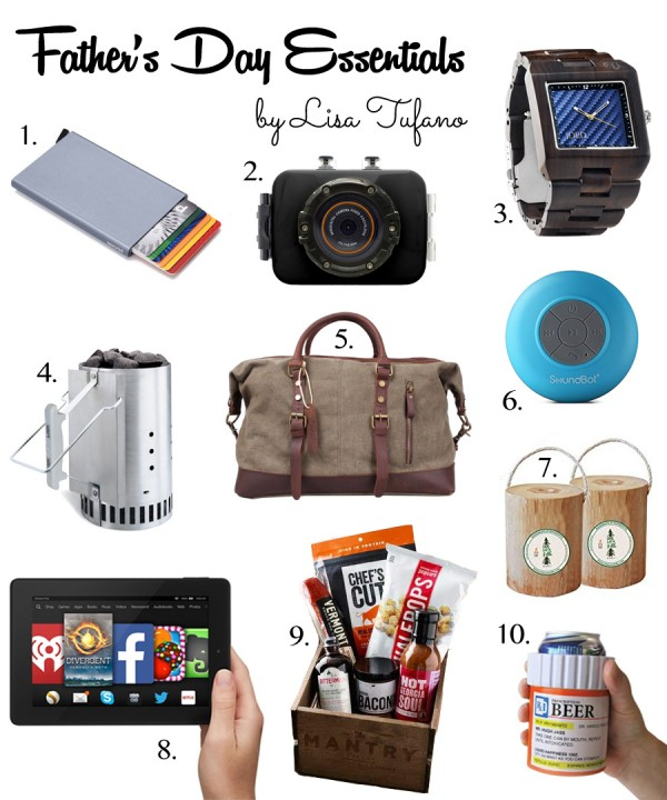 Father's Day Gift Guide created by Lisa Tufano, THINK LIKE A BOSS LADY