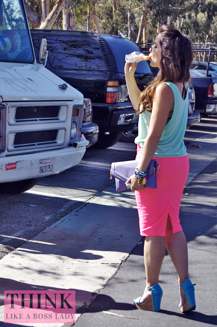 Where does the ice cream man go after summer ends? Lisa Tufano, THINK LIKE A BOSS LADY