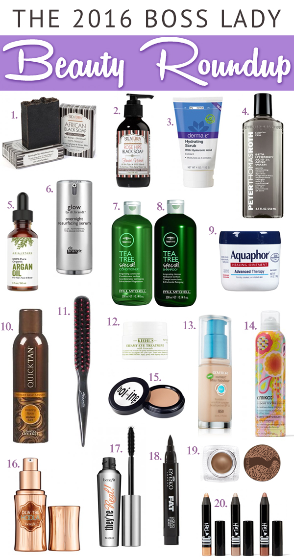 2016 Top Budget Faves and Beauty Products by Lisa Tufano